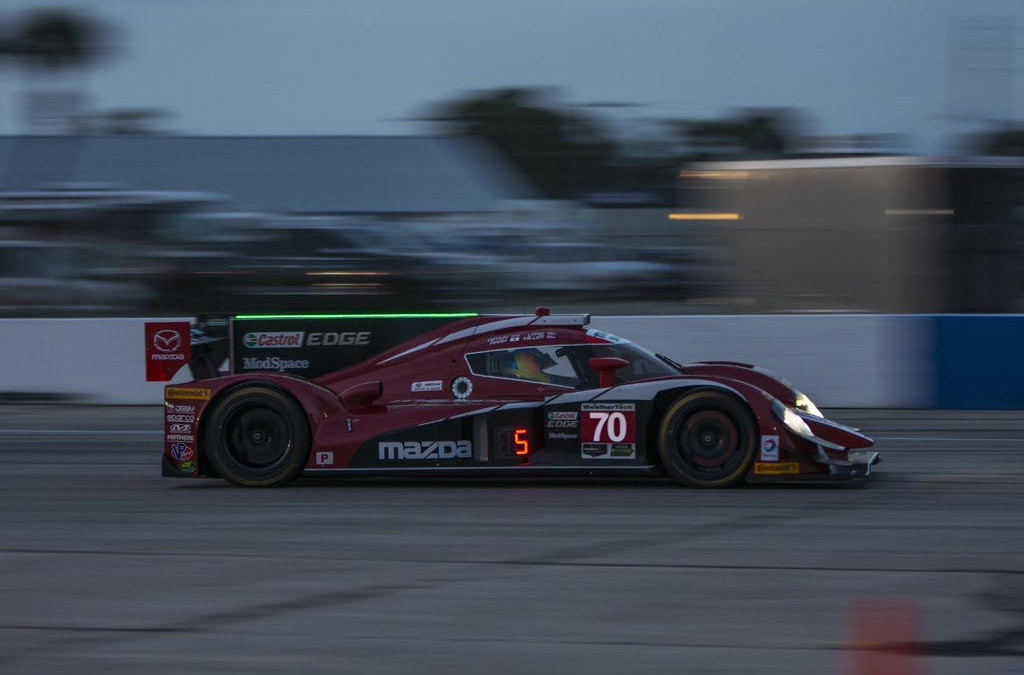 Sun and Storms at the 12 Hours of Sebring