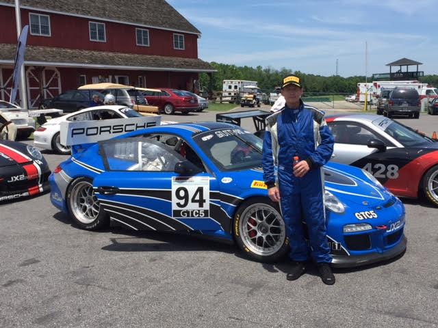 Rob Trollinger had a great weekend at VIR, getting his first podium finish!