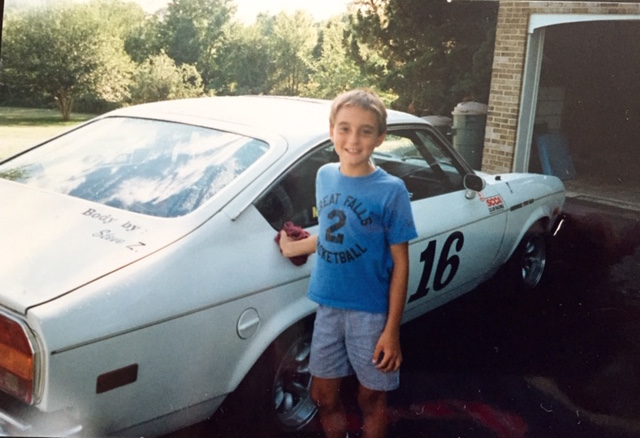 25 years ago, when Mazda Motorsports first ran the argyle livery, I was in charge of washing my dad's race car!