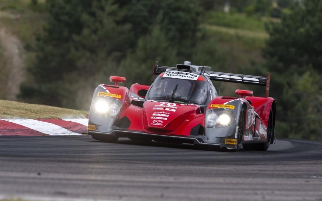 Fifth Place for Mazda Motorsports in Canada