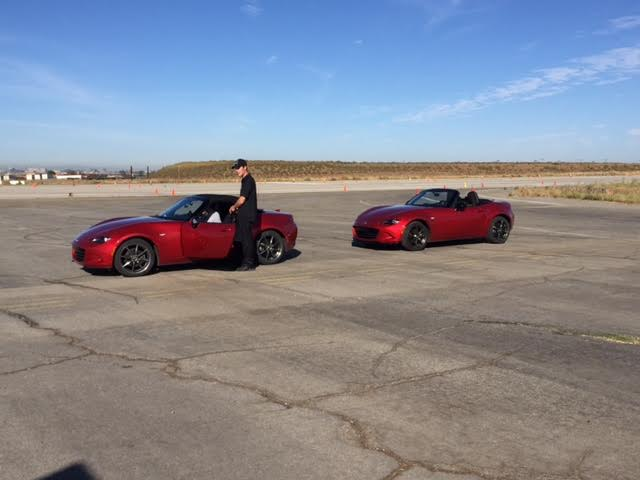The MX-5 Experience