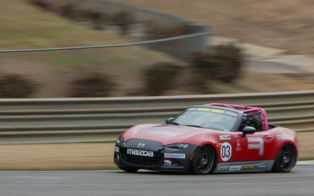MX-5 Cup Spring Training at Barber