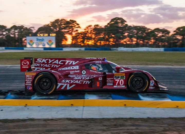 The 12 Hours of Sebring: Double Stint, Red Flag and Night Driving