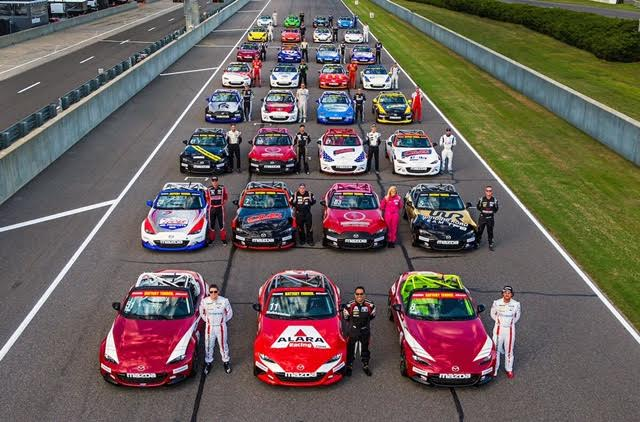 MX-5 Cup Opening Weekend at Barber