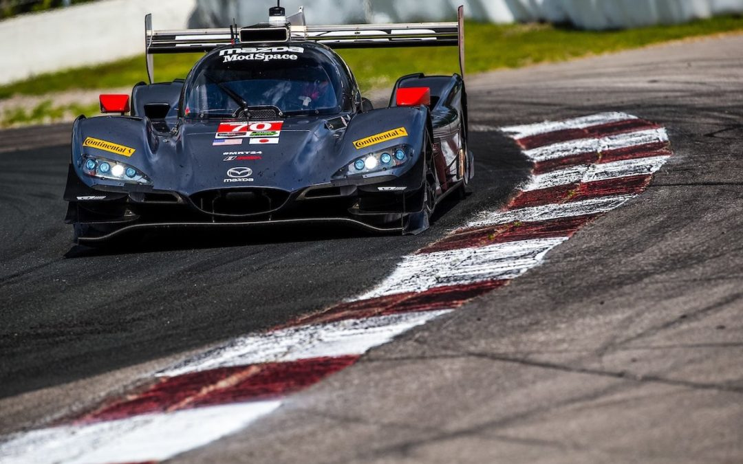 Two Top-Fives for Mazda Motorsports in Canada!