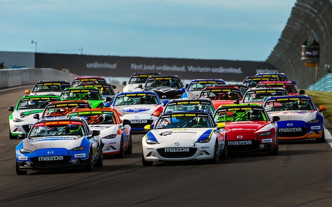 Global MX-5 Cup at Watkins Glen
