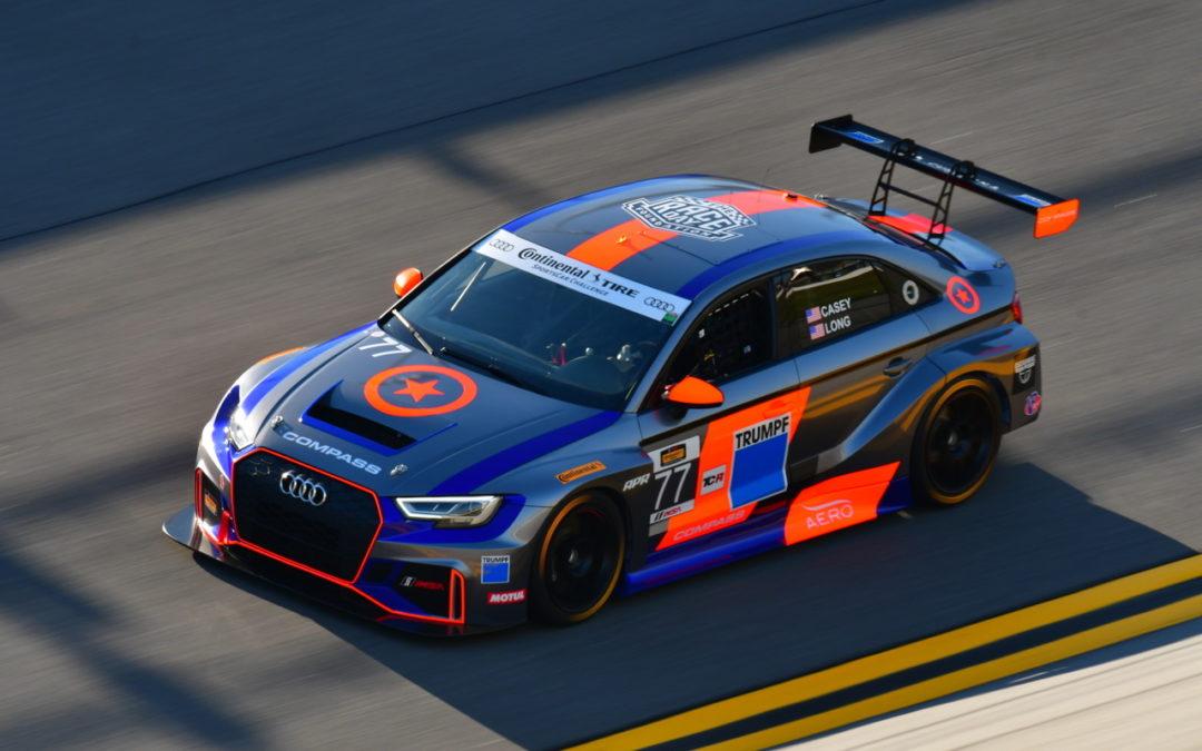 New Car, New Season at Daytona