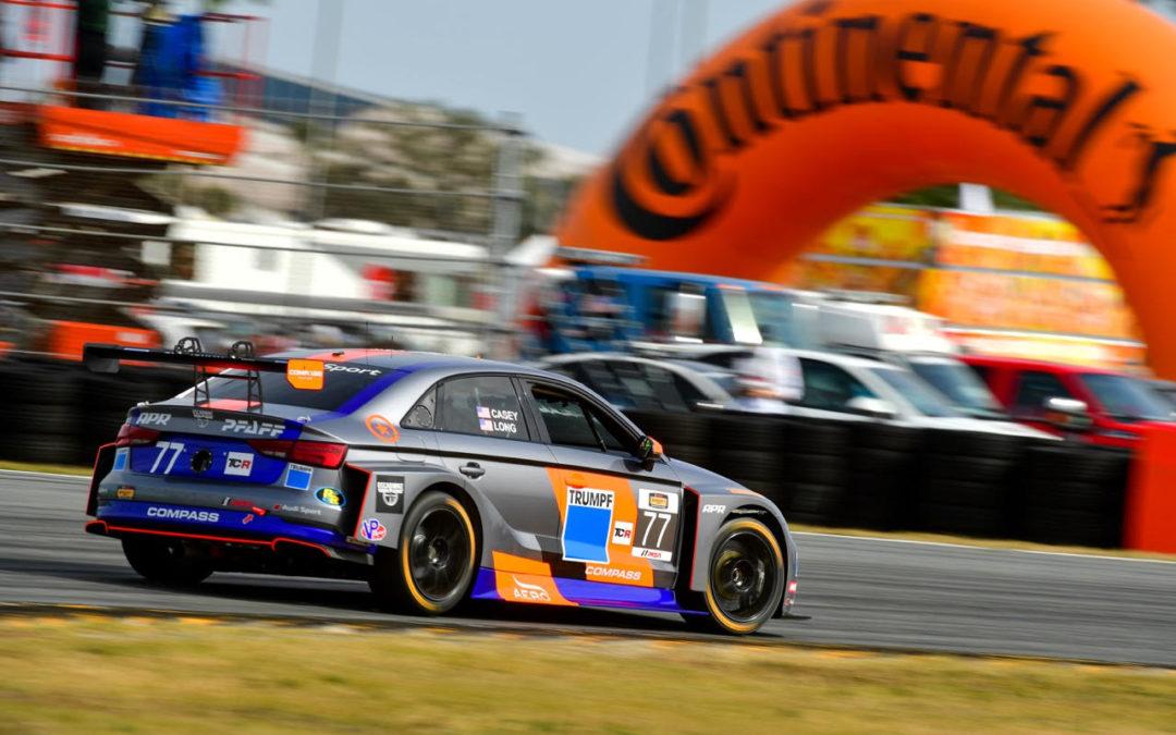 First TCR Winners in IMSA Continental Tire Series History!