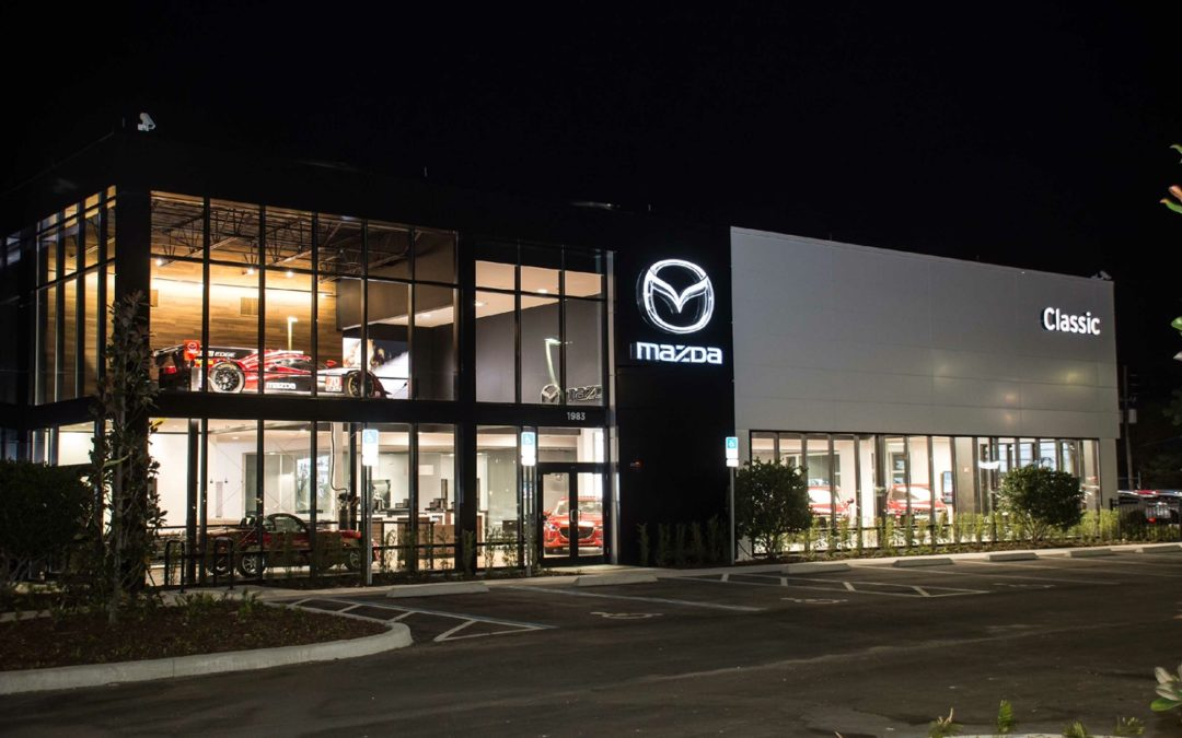 Kicking Off Sebring and the New Classic Mazda Dealership