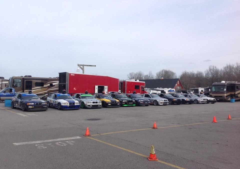 Springtime Coaching at VIR