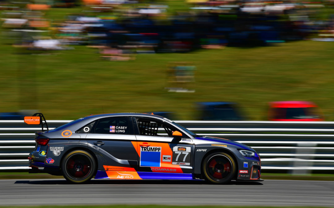 Finding the Silver Lining at Lime Rock