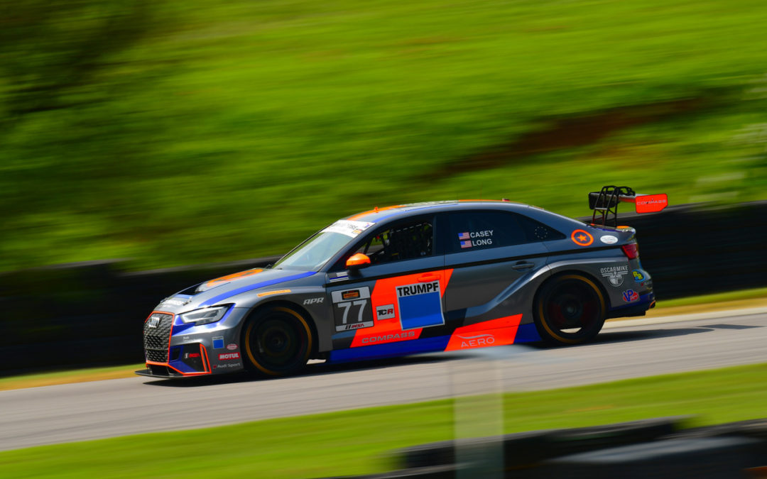 Adapting on the Fly at VIR