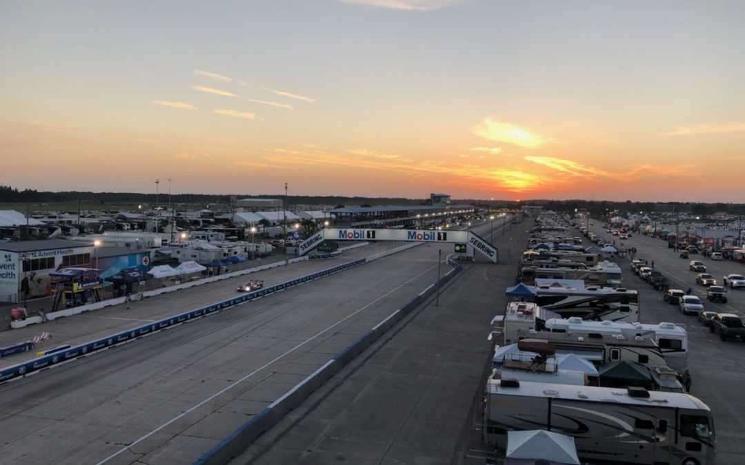 Record Crowds, Hot Laps, and a Good Cause at Sebring