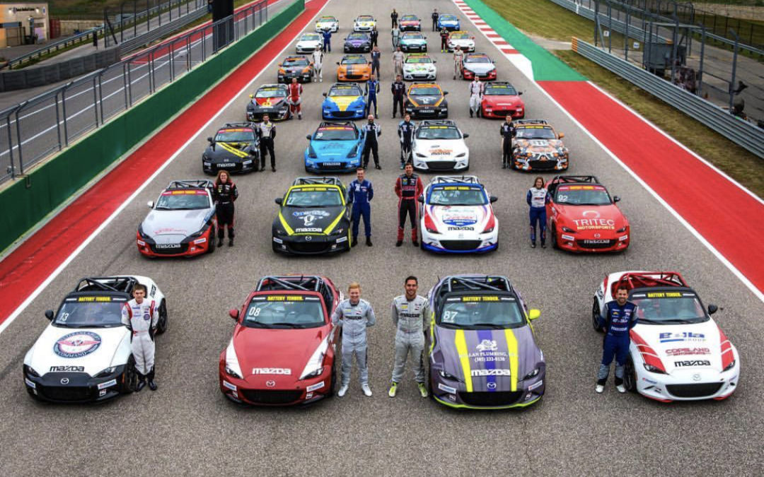 Kicking off the MX-5 Cup Season at COTA