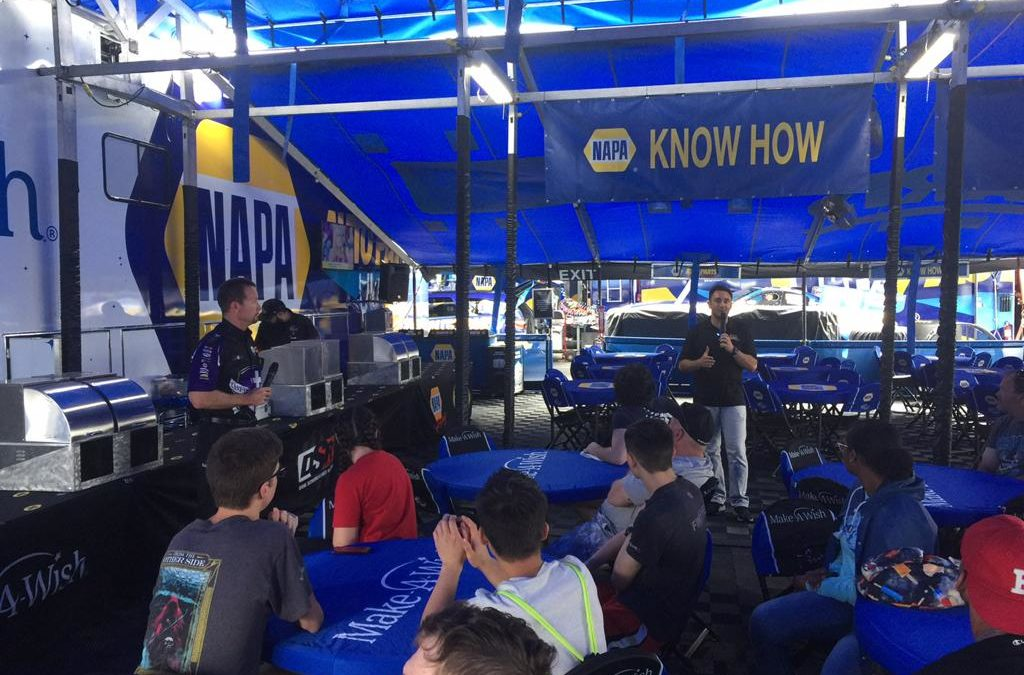 Field Trip! Experiencing the NHRA's Education Program