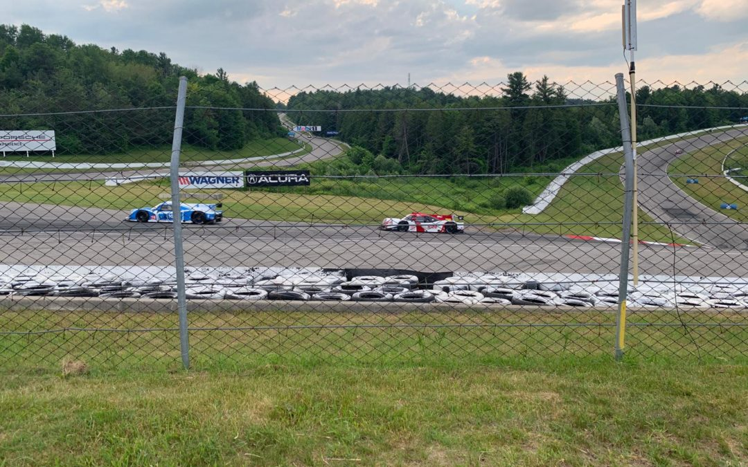 High Speed, Low Traction at CTMP