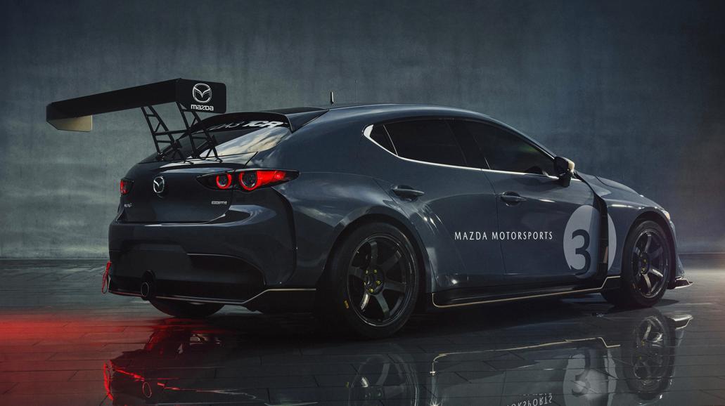 Mazda's TCR Car, Runoffs and Road Atlanta