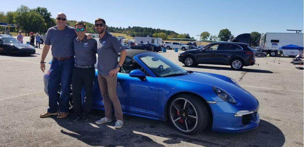A Week in Coaching: From First-Time Track Drivers to Race Car Development