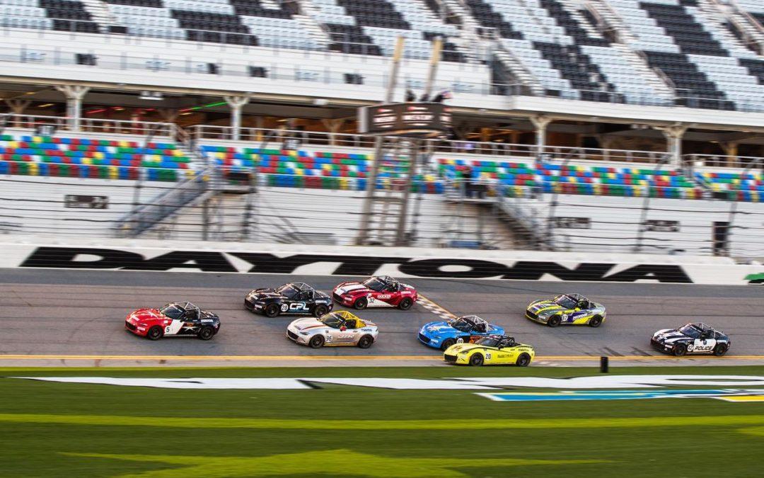 MX-5 Cup: Edge-of-your-seat Racing at Daytona