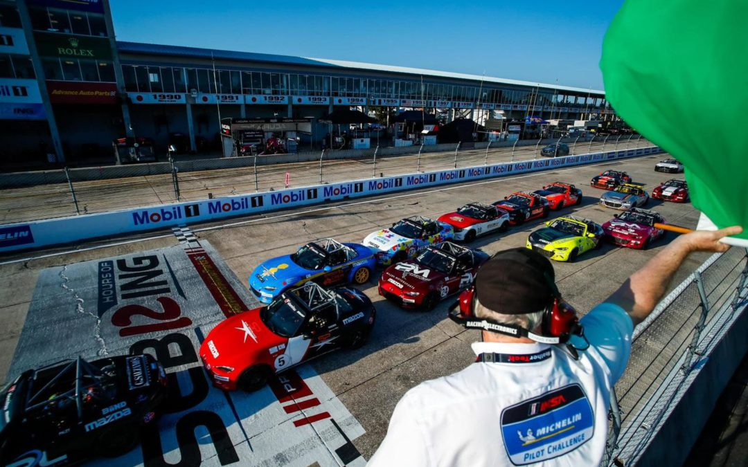 Sebring: What We've Come to Expect from MX-5 Cup