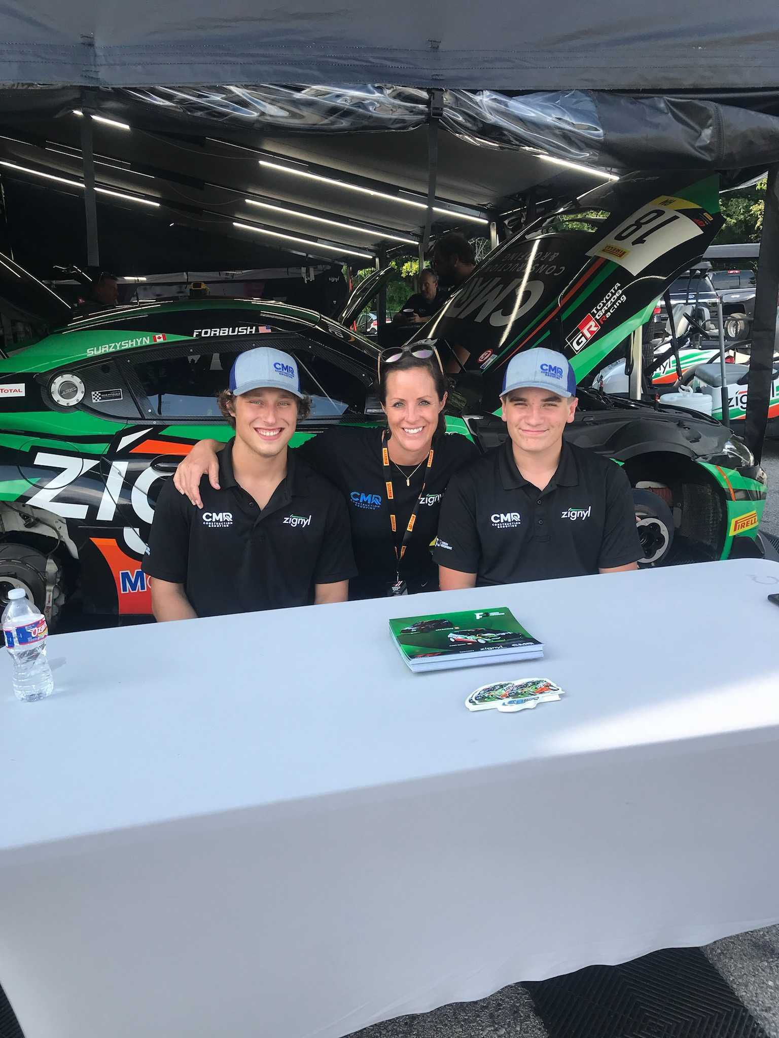Luke Rumberg & Caleb Bacon each had podium results this weekend in the Touring Car field. Although Caleb had a heartbreaking tire puncture on the FINAL LAP of Race 2 while running 3rd, he retains the points lead going into Watkins Glen.